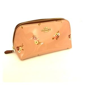 COACH- petite cosmetic pouch